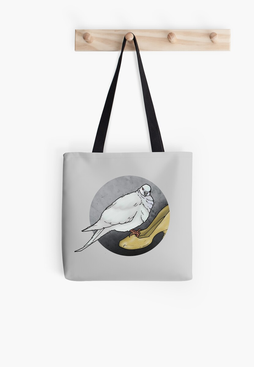 Cinderella´s pigeon Nouveau Old Stories by MariaDiaz