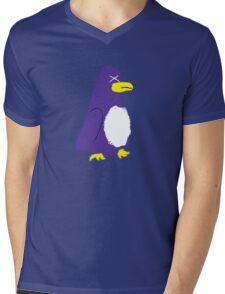 Penguin X Mens V-Neck T-Shirt
