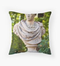 Roman emperor Caligula. Throw Pillow