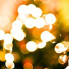 Christmas Tree Bokeh II by Adam Lack