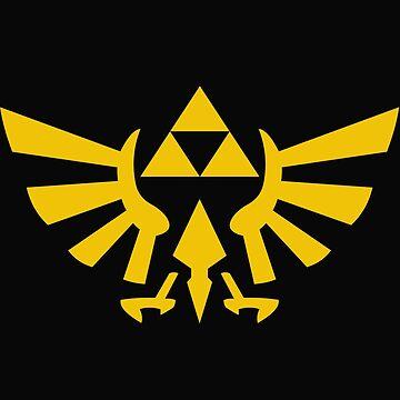 Zelda by RoganArt