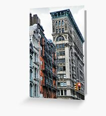Broome Street Greeting Card