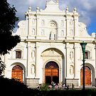 Antigua Cathedral by Don Rankin