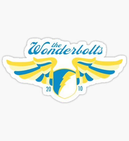 The Wonderbolts Sticker