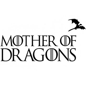 Mother Of Dragon by RoganArt