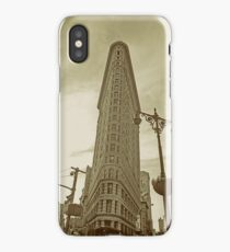 flatiron building, NYC iPhone Case/Skin