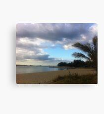 Waterscape Canvas Print