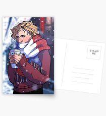 Postales Invierno Enjolras