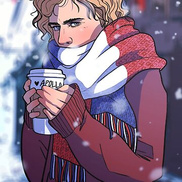 Winter Enjolras by rdjpwnss