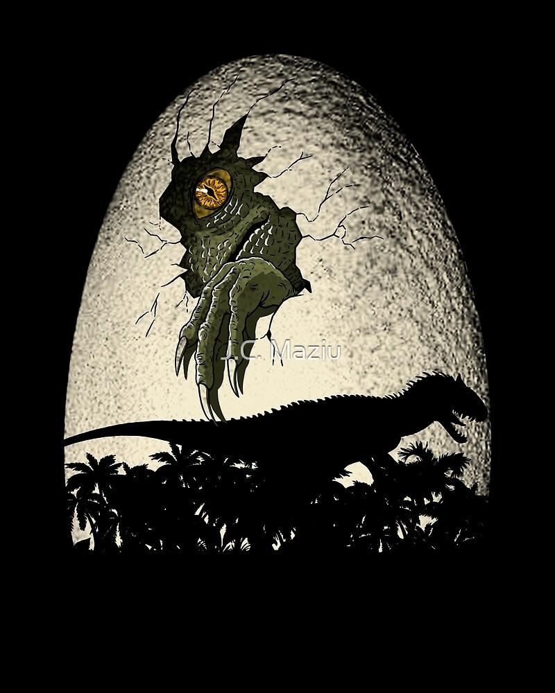 A nightmare is born. by J.C. Maziu
