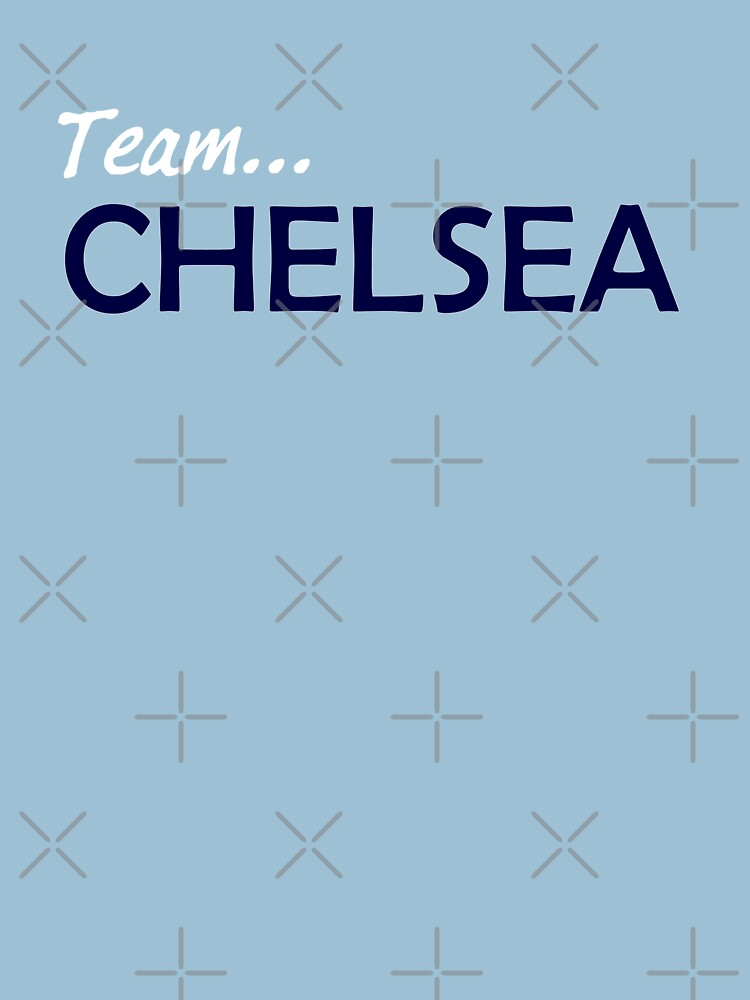 Team CHELSEA (Made In Chelsea) by pauljamesfarr