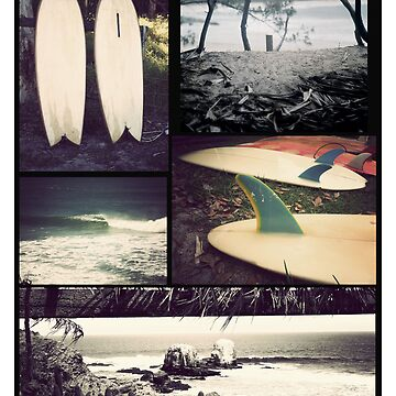 Vintage Surf Tripping by Duncs