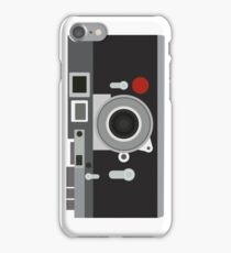 old camera  iPhone Case/Skin