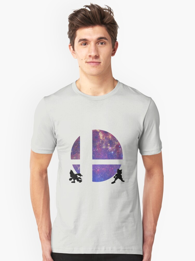 Space Animals Unisex T-Shirt Front