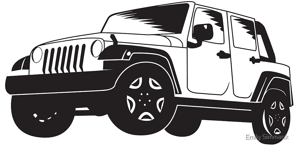 Jeep by Emily Simmank