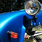 BLUE on wheels by jesskato