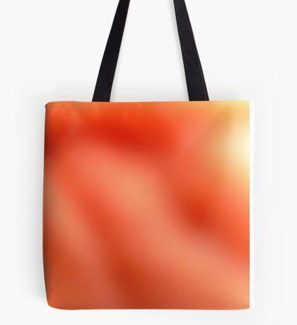 Soft Orange Tote Bag