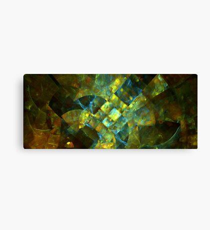 Klimtian Canvas Print
