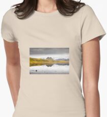 Views from the Causeway to Dyrholeay, Iceland T-Shirt