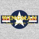 Wingman (USAF) by Paul James Farr