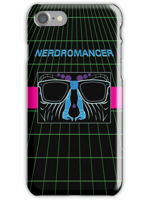 NERDROMANCER by synaptyx