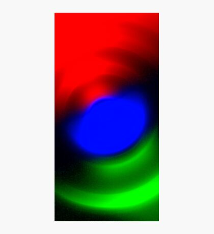 Three Colours // Red, Green, Blue Photographic Print