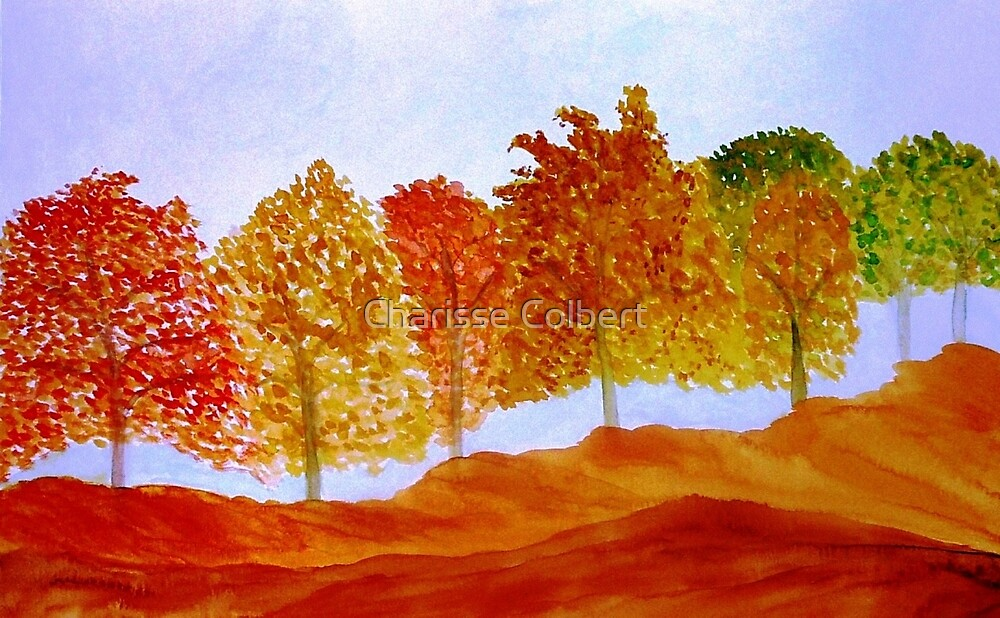 Fall by Charisse Colbert
