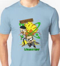 Mythbuster's Lab Unisex T-Shirt