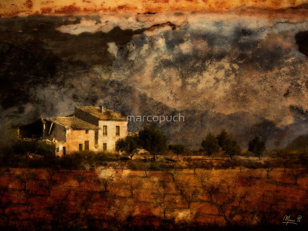 A lonely house by marcopuch