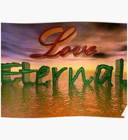 Love Eternal Poster