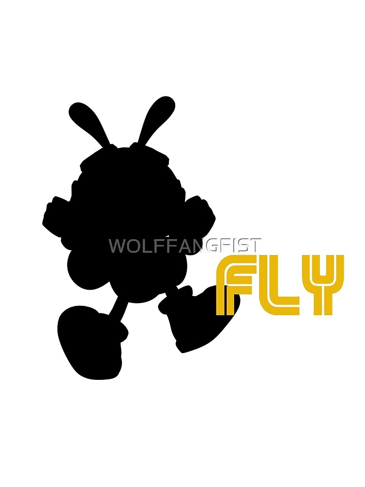 Fly Type: Charmy by WOLFFANGFIST
