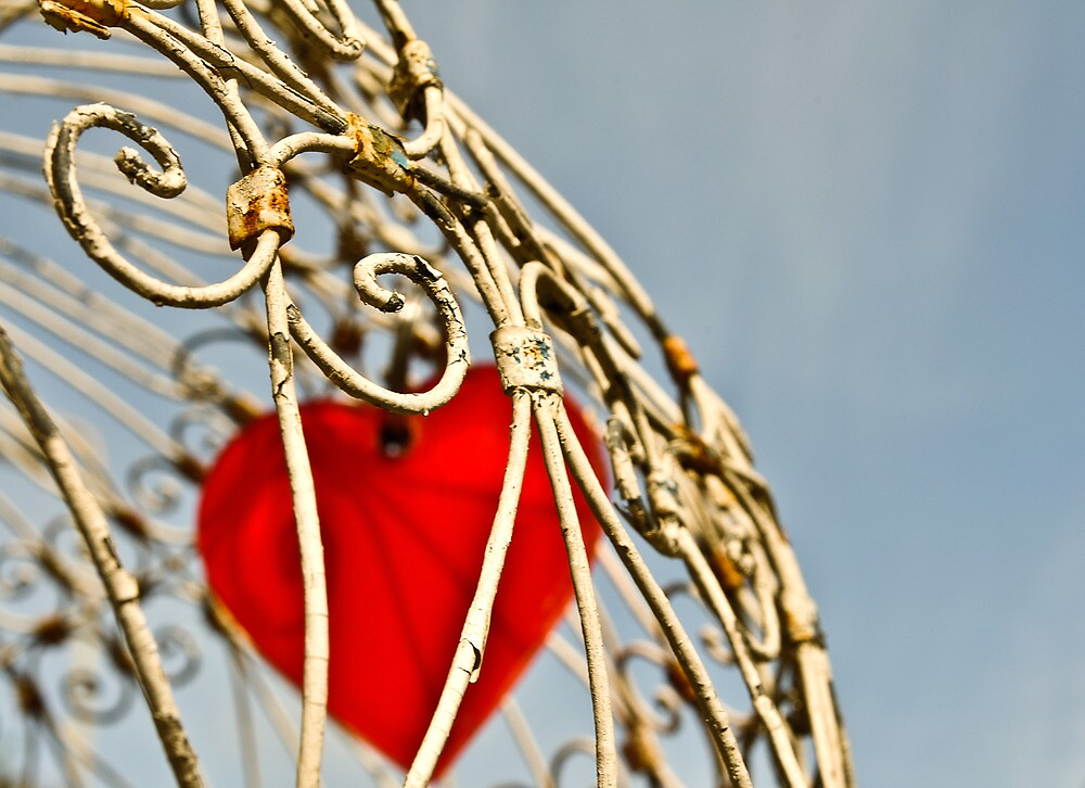 Heart prisoner by Peppedam