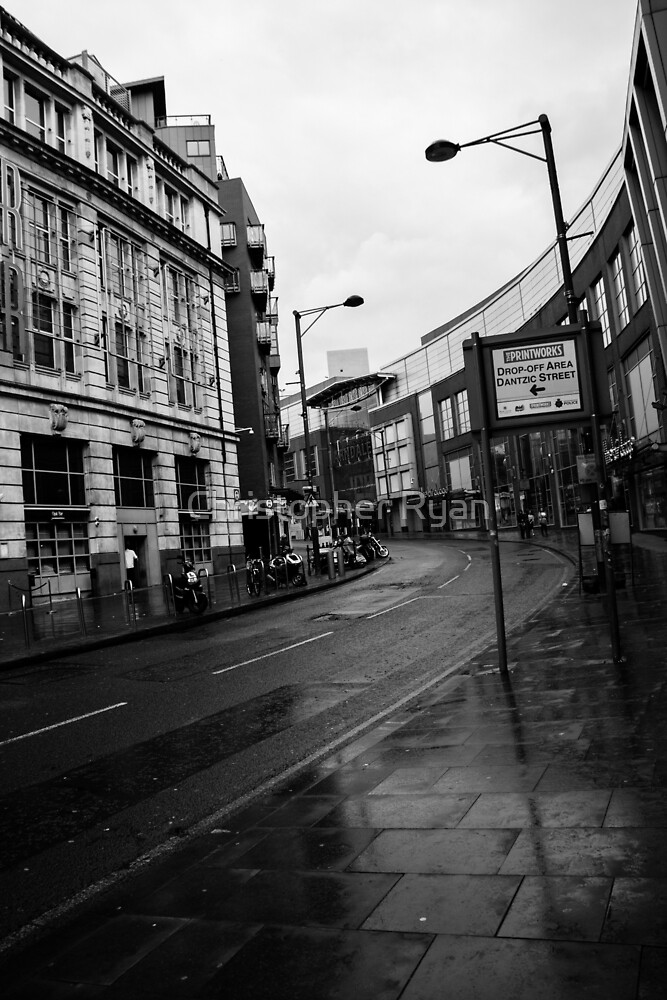 Manchester Round the corner  by Christopher Ryan
