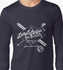 Lane Meyer Ski School Dark T-Shirt