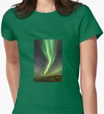 Aurora Borealis, Hofn, Iceland T-Shirt