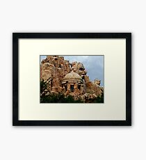 The Lost Continent Framed Print