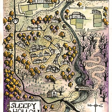 Sleepy Hollow by Grenfyra