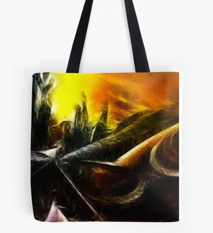 Organic Paradoxon #2 Tote Bag