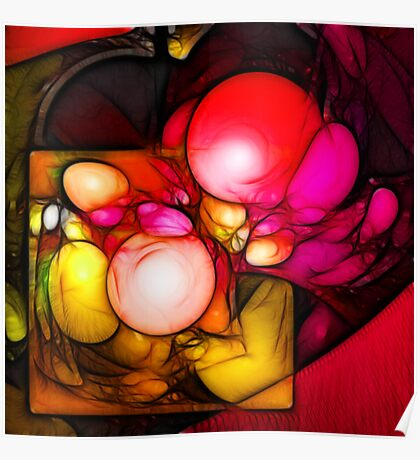Creation // Organic Paradoxon #3 Poster