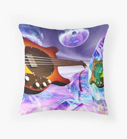 Heaven's Bass #1 Throw Pillow