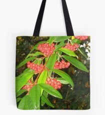 selected flowers Tote Bag