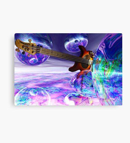 Heaven's Bass #2 Canvas Print