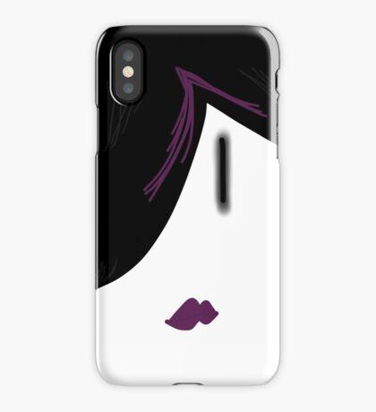 Goth iPhone Case