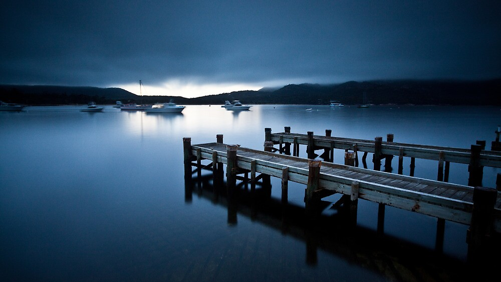 Coles Bay Sunrise by Martin Canning