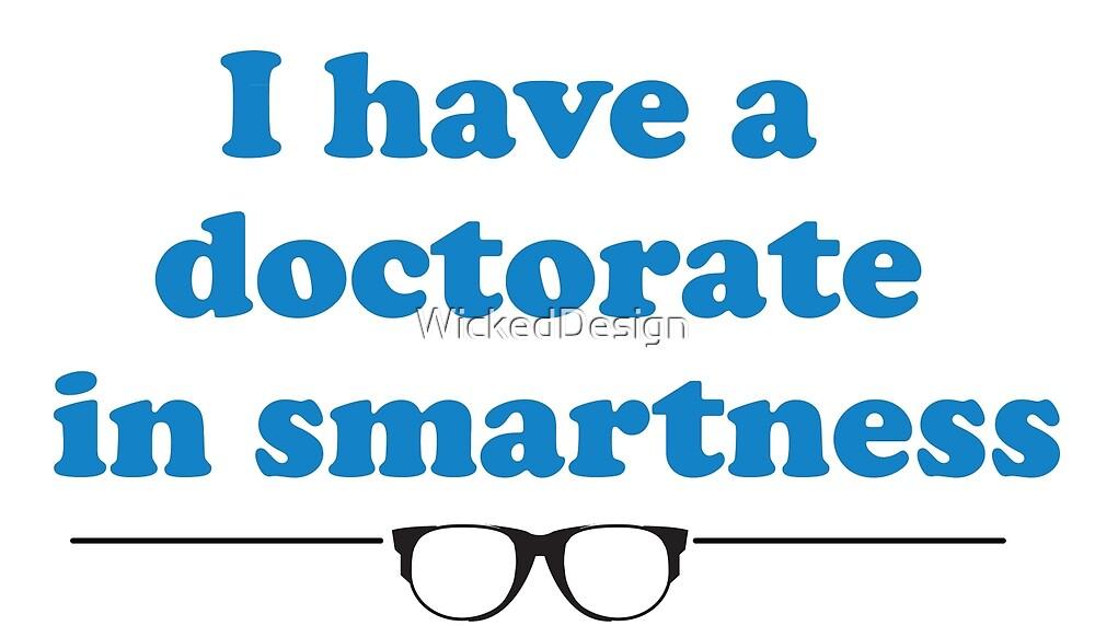Dr. Smartness by WickedDesign