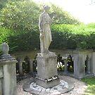 Garden Statuary  by Cawritergirl