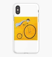 Bicycle Thief iPhone Case