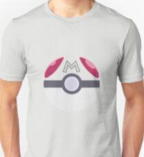 Pokemon - Master Pokeball T-Shirt