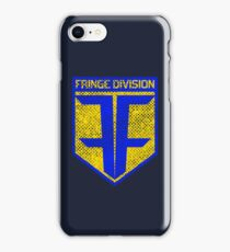 Fringe Division (alternate) iPhone Case/Skin