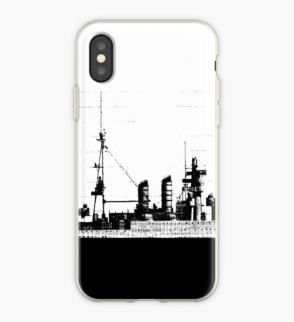 depth charge iPhone Case